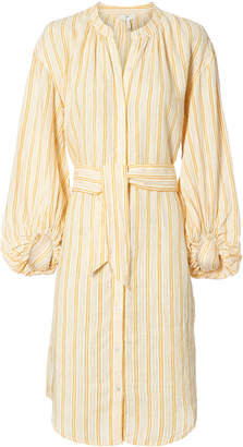 Joie Beatrissa Striped Shirtdress