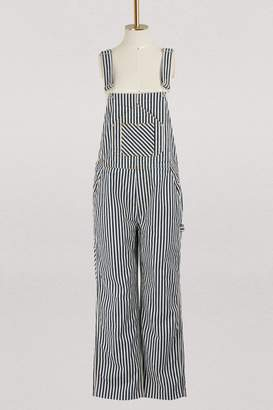 Rag & Bone Patched dungaree