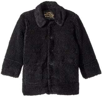 Mini Rodini Faux Fur Jacket Girl's Coat