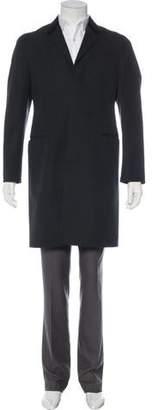 Alexander McQueen Wool Overcoat