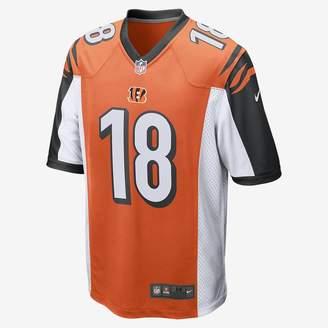Nike NFL Cincinnati Bengals Game (A.J. Green) Men's Football Jersey