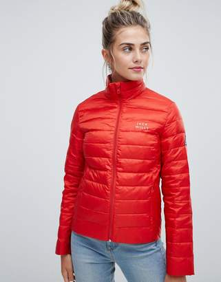 Jack Wills lightweight down jacket
