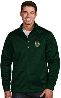 Antigua Men's Milwaukee Bucks Golf Jacket