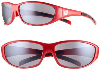 NCAA Kohl's Adult Wisconsin Badgers Wrap Sunglasses