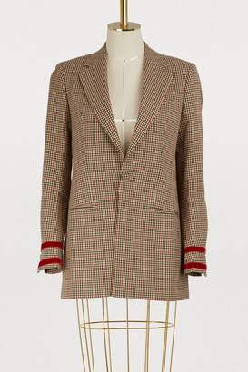 Each X Other Houndstooth jacket