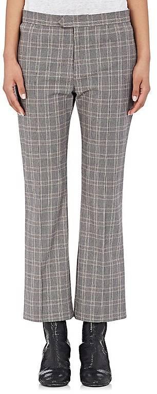 Isabel MarantIsabel Marant Women's Nerys Plaid Crop Pants