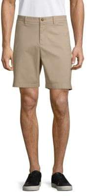 Saks Fifth Avenue Stretch-Cotton Chino Shorts