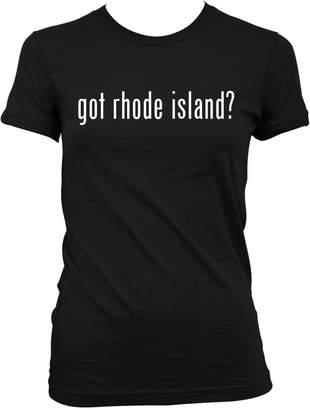American Apparel Shirt Me Up got rhode island? Juniors Cut Women's T-Shirt