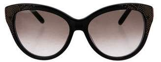 Chloé Studded Cat-Eye Sunglasses
