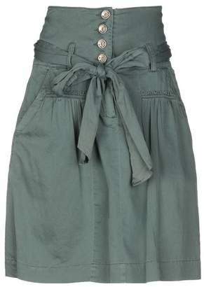 Miss Sixty Knee length skirt