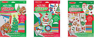 Melissa & Doug Holiday Let's Play Mess-Free Gli