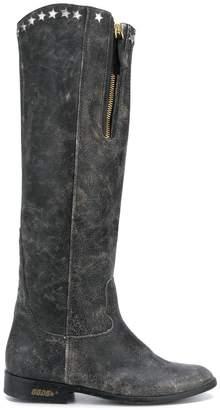 Golden Goose star detail boots