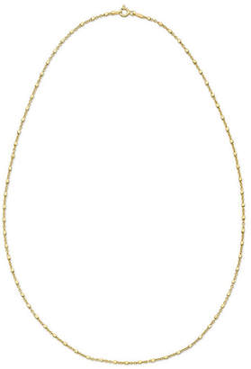 FINE JEWELRY Made In Italy Sterling Silver Gold Over Silver 20 Inch Chain Necklace