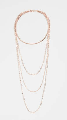 Isabel Marant Layered Long Necklace