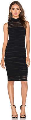 Parker Gemma Knit Dress in Black $325 thestylecure.com