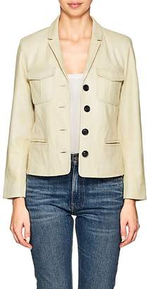 Zadig et Voltaire ZADIG ET VOLTAIRE WOMEN'S LIAM LEATHER JACKET