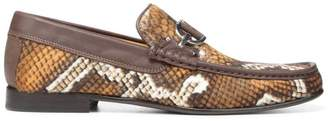 Donald J Pliner DACIO2, Snake Haircalf Loafer