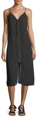Goldie Chiffon Slip Dress