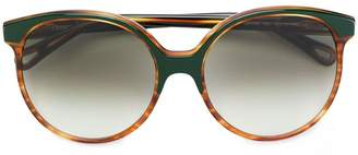 Chloé Eyewear round framed sunglasses
