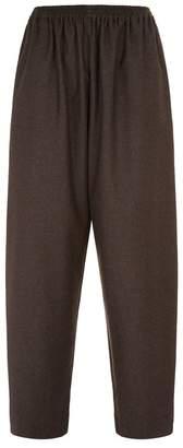eskandar Cashmere Japanese Trousers