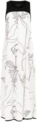 Alcaçuz Fresh linen dress