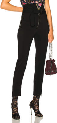 Francesco Scognamiglio High Waisted Belted Pants