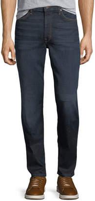 Joe's Jeans Men's Folsom Dark-Wash Straight-Leg Jeans, Clinton