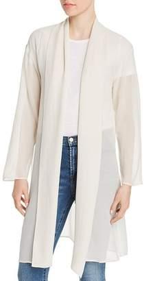 Eileen Fisher Organic Cotton Duster Cardigan