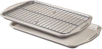 Circulon 3-pc. Nonstick Cookie Pan Bakeware Set