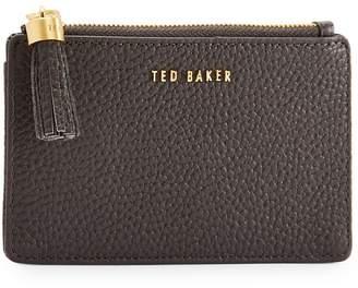 Ted Baker Sydnee Leather Credit Card Holder
