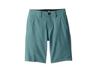O'Neill Kids Loaded Heather Hybrid Shorts (Big Kids)