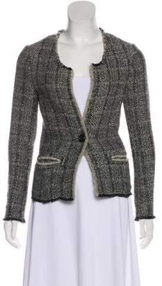 Isabel Marant Etoile Wool Long Sleeve Cardigan