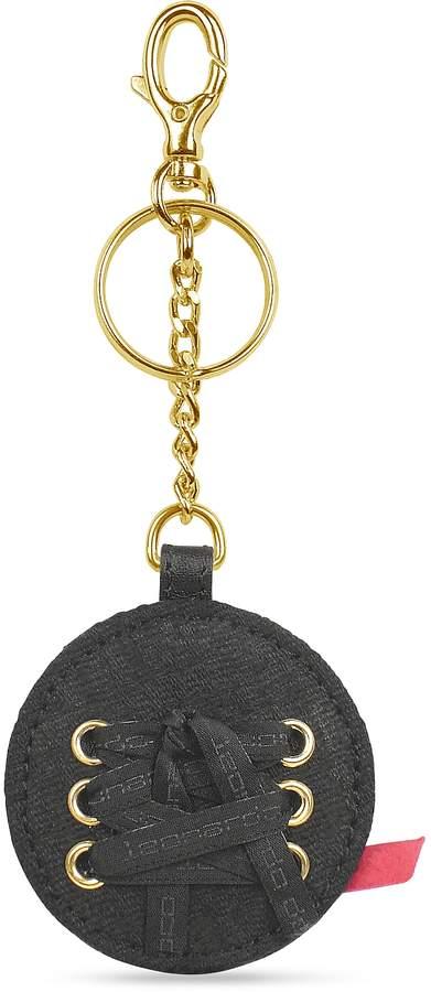 Leonardo Delfuoco Gaia - Round Signature Key Ring