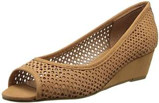 French Sole Women's Necessary Wedge Pump