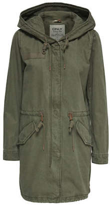 Only Favourite Canvas Anorak