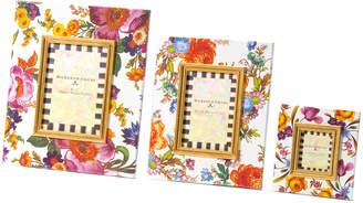 """Mackenzie Childs 2.5"""" x 3"""" Flower Market Picture Frame"""