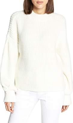 Sanctuary Mara Balloon Sleeve Shaker Sweater