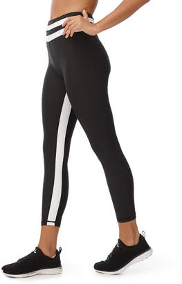 Fenix All The Base Striped Cropped Leggings