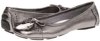 Anne Klein Buttons Flat Women's Flat Shoes