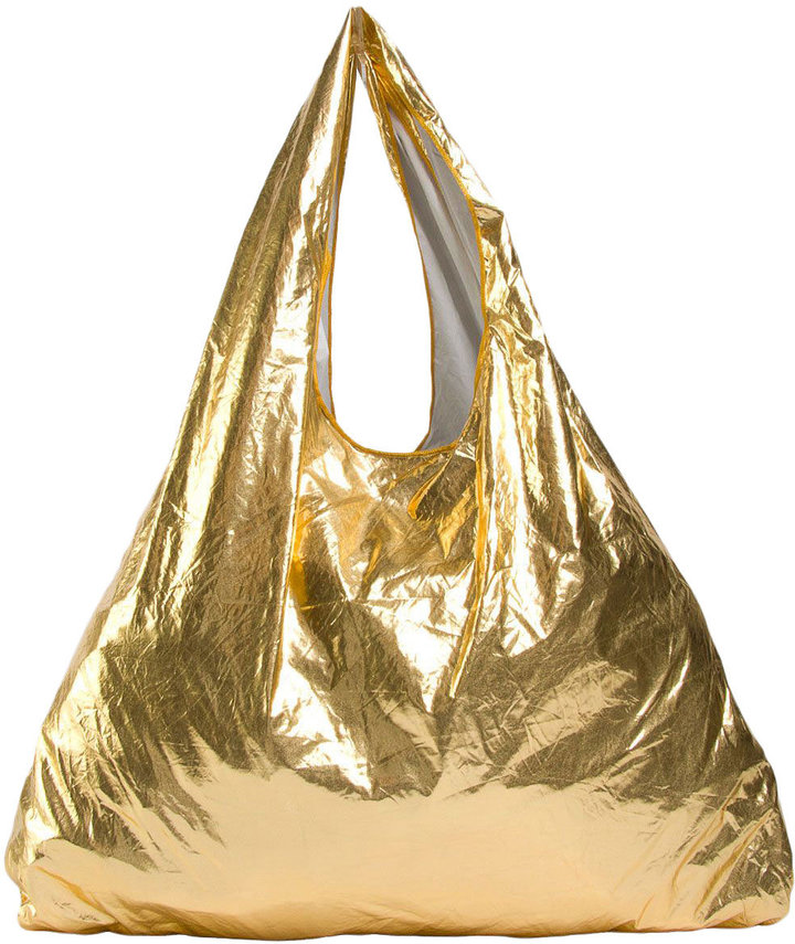 Shiny Nylon Foil Medium Emergency Bag