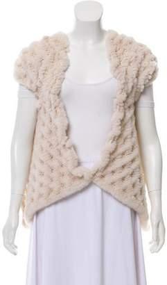 J. Mendel Knitted Fur Jacket