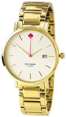 Kate Spade New York Gramercy Grand Watch $250 thestylecure.com