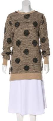Marc Jacobs Wool & Cashmere-Blend Sweater