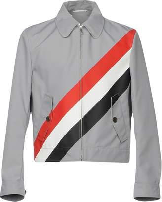 08972643e3c Thom Browne Grey Outerwear For Men - ShopStyle Australia