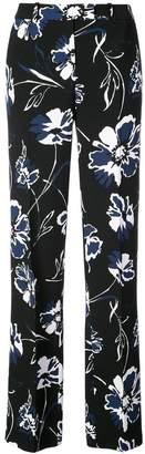 Michael Kors floral print trousers