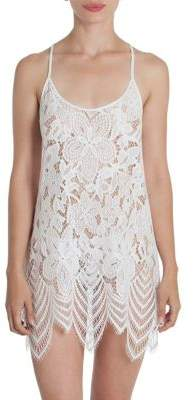 In Bloom Lace Scalloped Chemise
