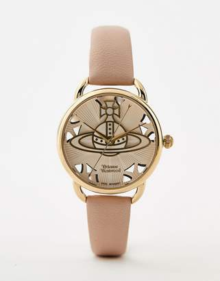 Vivienne Westwood Leadenhall leather watch