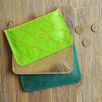 Undercover Leather Palm Coin Purse