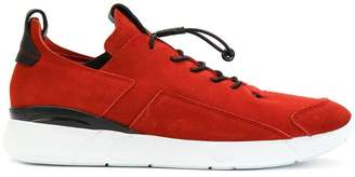 Enso elasticated lace-up sneakers
