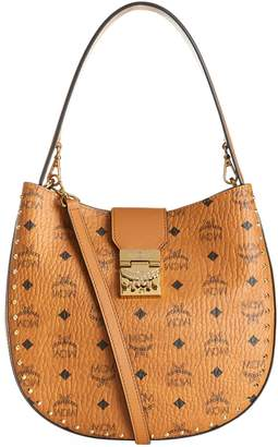 MCM Medium Patricia Hobo Bag